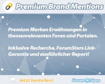 Brand Mentions kaufen